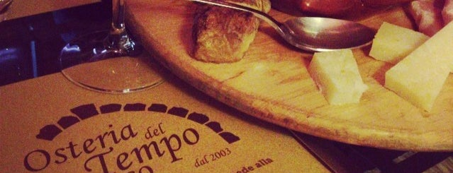 Osteria del Tempo Perso is one of Pappa in giro per l'Italia.