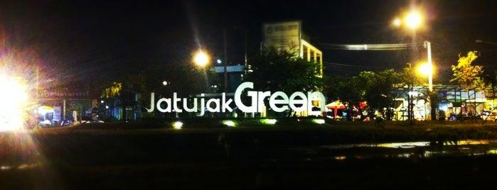 Jatujak Green is one of Ian : понравившиеся места.