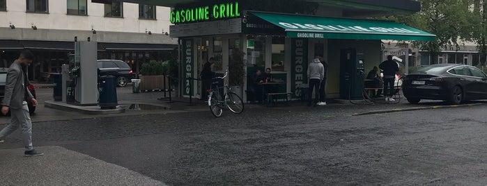 Gasoline Grill is one of Copenhagen.