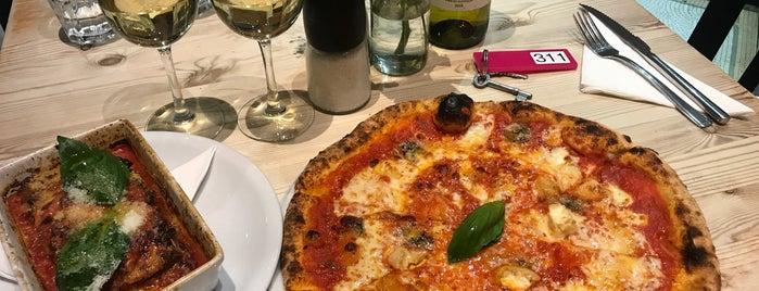 Da Mario Wood Fired Pizza is one of Wasya: сохраненные места.