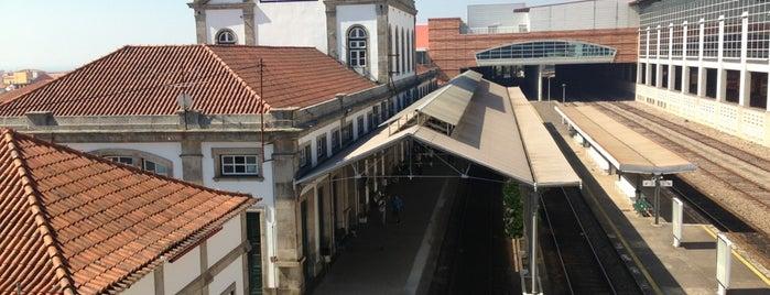 Terminal Rodoviário do Interface de Transportes is one of Viana do Castelo.
