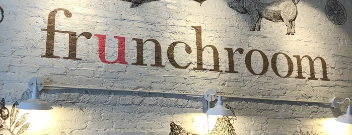 Frunchroom is one of Chicago things to do.