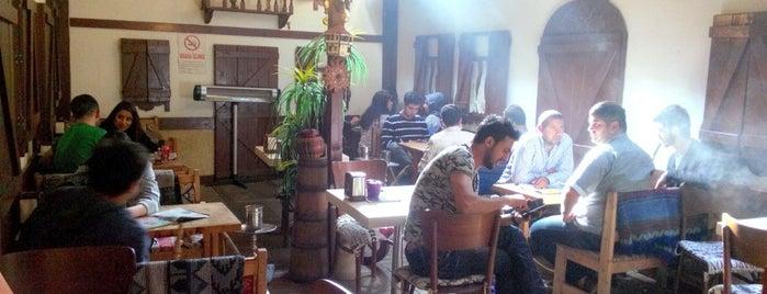 cafe 46 is one of Istanbul Shisha.