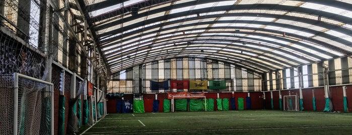 La Terraza Futbol is one of Lugares favoritos de Denis.