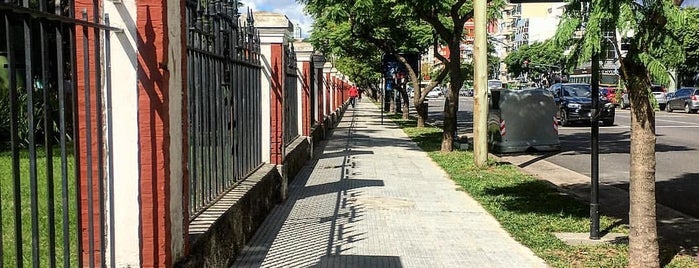 Espacio Memoria y Derechos Humanos is one of Buenos Aires.