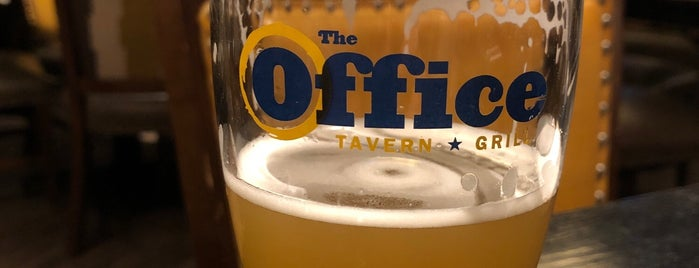 The Office Tavern & Grill is one of WestGarFord.