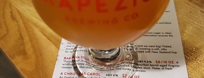 Trapezium Brewing Co is one of Want To Go.