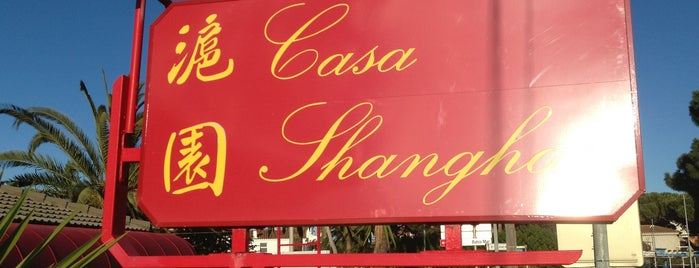 Restaurante Chino Casa Shangai is one of Montse : понравившиеся места.