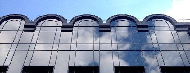 Офис СЗФ ПАО «МегаФон» is one of Mary : понравившиеся места.