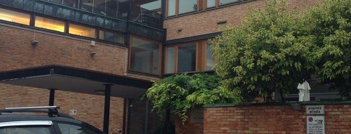 Johns Hopkins University Bologna Center is one of ZeroGuide • Bologna.
