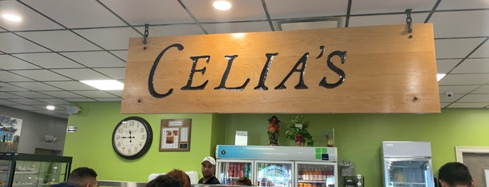 Celia's Spanish Resturant is one of South Coast.