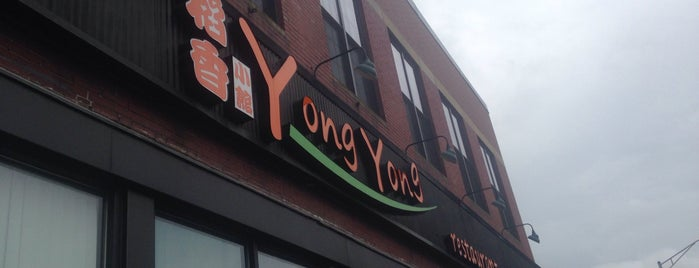 Yong Yong is one of Boston.