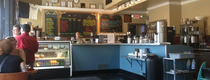 Broadway Cafe is one of Caffeinated KC: the best cups of coffee in town.