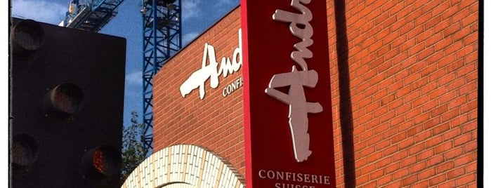 Andre's Confiserie Suisse is one of USA Kansas City.