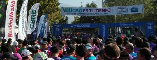 Brooks Running 10K is one of Tempat yang Disukai Ricardo.