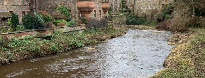 Water of Leith is one of Orte, die Antonella gefallen.