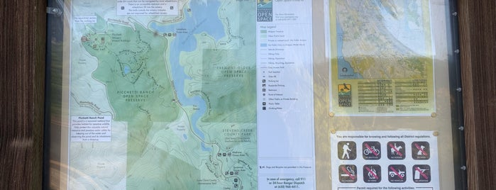 Picchetti Ranch Open Space Preserve is one of Outdoorsy TODO.