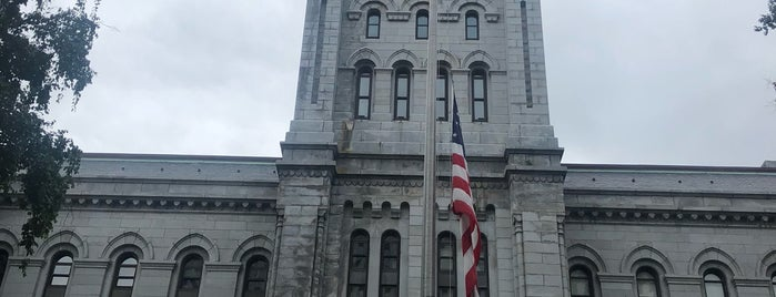 Old County Hall is one of Buffalo.