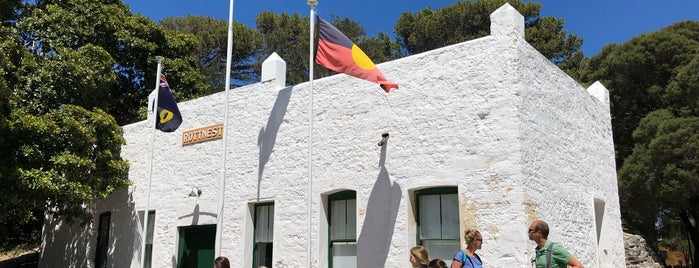 Rottnest Island Visitor Centre is one of Perth.