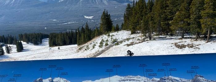 Lake Louise Summit is one of 🇨🇦 Alberta.