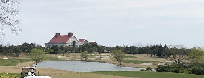 Sun Island Golf Club is one of Golf Club Check-In.