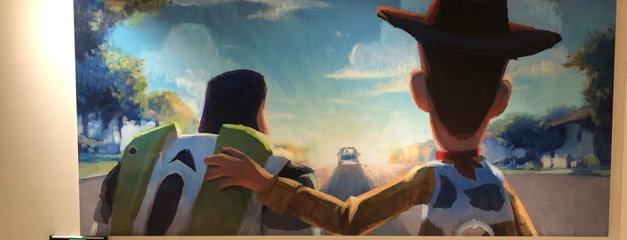 Toy Story Hotel is one of Michael'in Beğendiği Mekanlar.