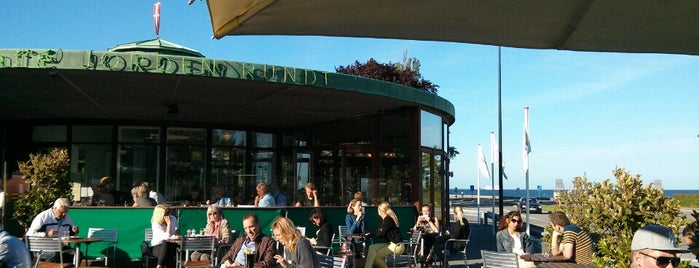 Café Jorden Rundt is one of Copenhagen affair.