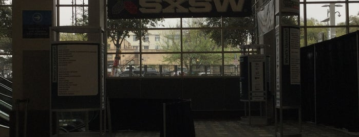 SXSW 2015 is one of Lieux qui ont plu à Jeff.
