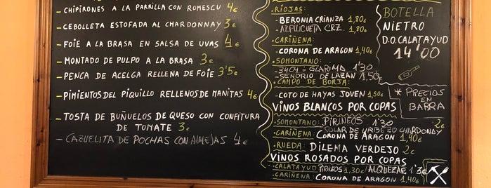 Restaurante casa anton is one of Recomendados.