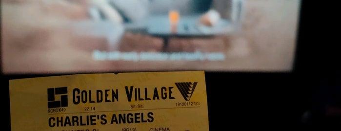Golden Village is one of XS - Been.