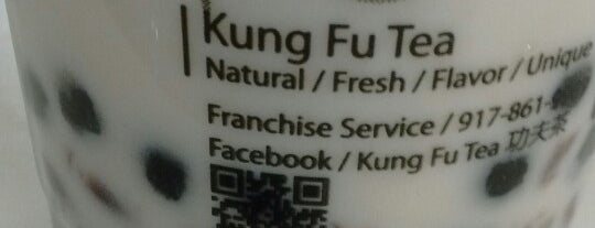 Kung Fu Tea 功夫茶 is one of Recently Opened.