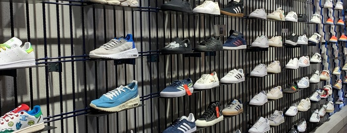 Adidas Originals Flagship is one of New York.