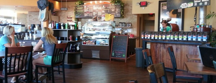 Dunn Brothers Coffee is one of Jared's Liked Places.