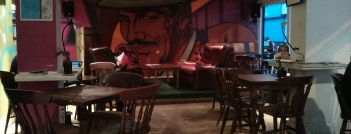 Kaff Bar is one of SomebodySaidThisWasGood.