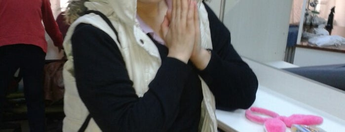Zübeyde Hanım Kız Teknik ve Meslek Lisesi is one of ✨💫GöZde💫✨さんのお気に入りスポット.