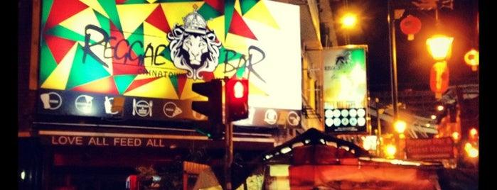 Reggae Bar is one of Must-visit Nightlife Spots in Kuala Lumpur.