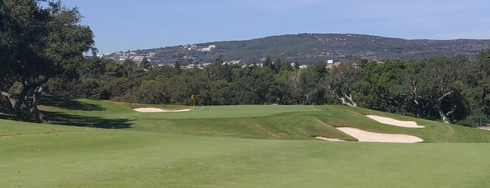 Real Club de Golf Sotogrande is one of Who is who in Sotogrande.
