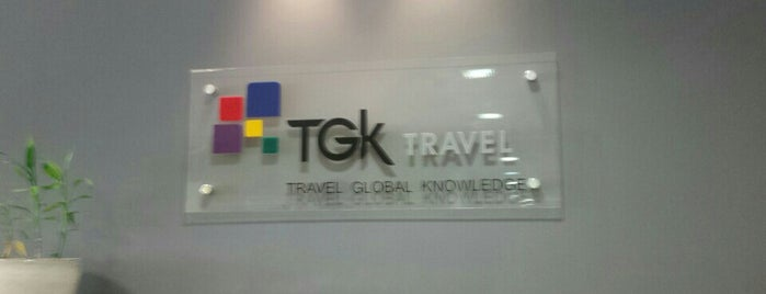 TGK Turismo is one of Lugares favoritos de Jackeline.