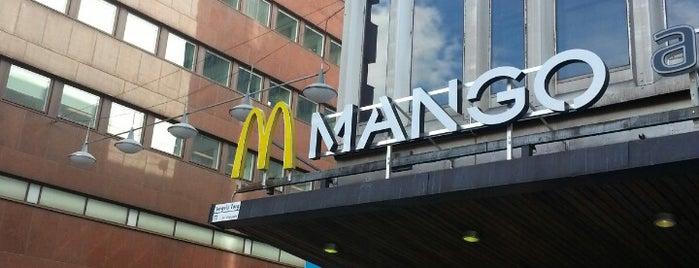 mango gallerian stockholm