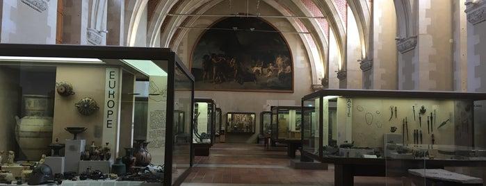 Musée d'Archéologie nationale de Saint-Germain-en-Laye is one of Mike'nin Beğendiği Mekanlar.