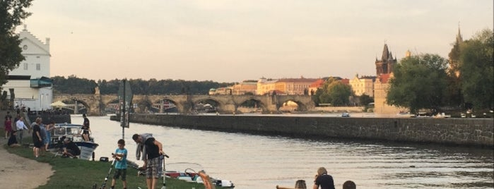 River Bar by Pastař is one of Praga.