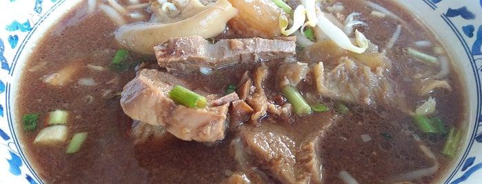 ก๋วยเตี๋ยวเนื้อตุ๋นหมูตุ๋น (ลาดพร้าววังหิน 24) is one of BKK_Noodle House_1.