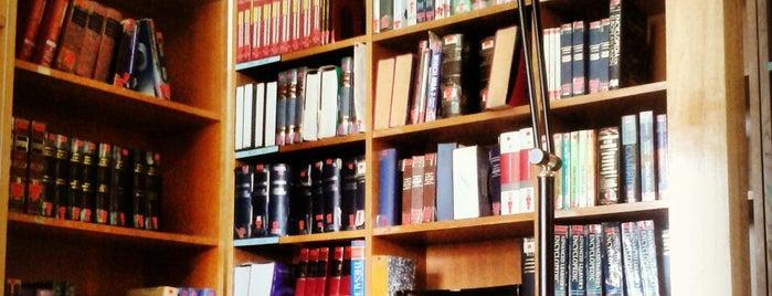 Βιβλιοθήκη Οικονομικού Πανεπιστημίου Αθηνών (ΑΣΟΕΕ) is one of grylosさんの保存済みスポット.