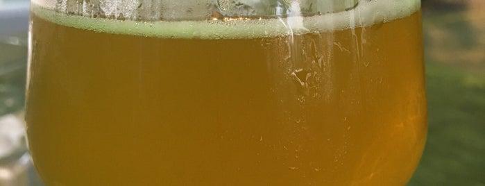 The Garden Brewery is one of Locais curtidos por Luka.