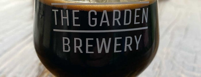 The Garden Brewery is one of zagreb advent 2017.