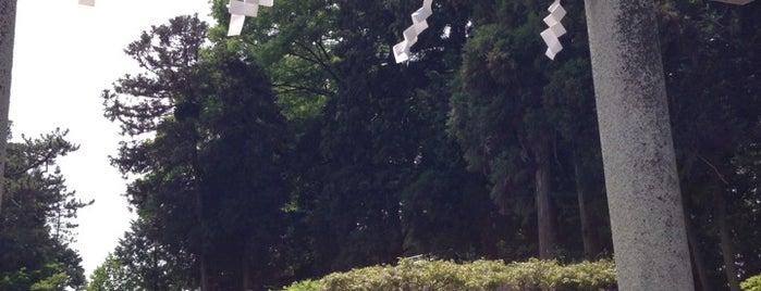 三大神社 is one of 近江 琵琶湖 若狭.