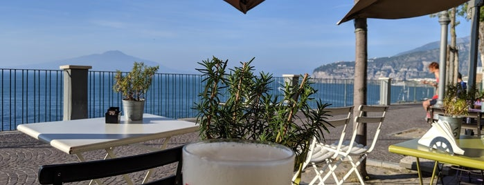 Bar Villa Comunale is one of Sorrento-Capri.