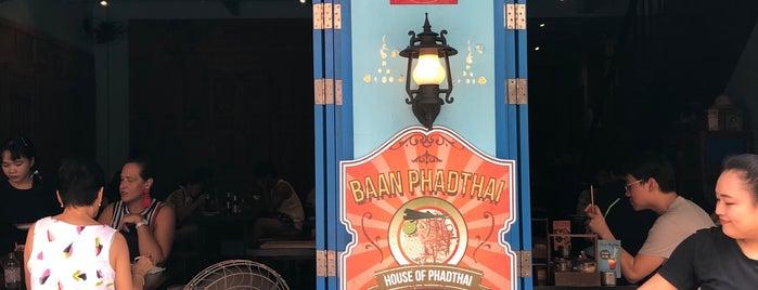 Baan Phadthai is one of Bangkok II.