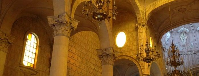 Parroquia De Santiago Apostol is one of สถานที่ที่ Sergio M. 🇲🇽🇧🇷🇱🇷 ถูกใจ.