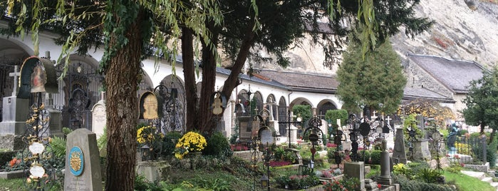 The Catacombs In St. Peters Cemetery is one of Sound of Music.